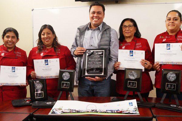 Gana el Icatlax concurso nacional