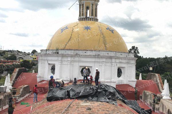Sin daños en  Tlaxcala por  nuevo sismo