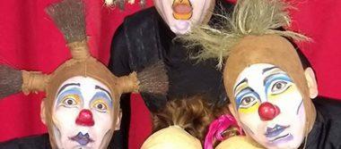 Ofrece Espejo Ilusión función de teatro para recolectar suministros