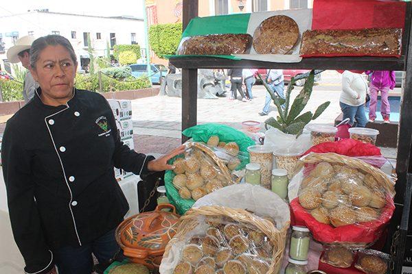 Nopal, opción nutrimental para la elaboración de pan y tortilla