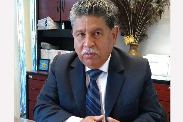 No hay notificación del juez por el caso del fedatario Brindis Silva