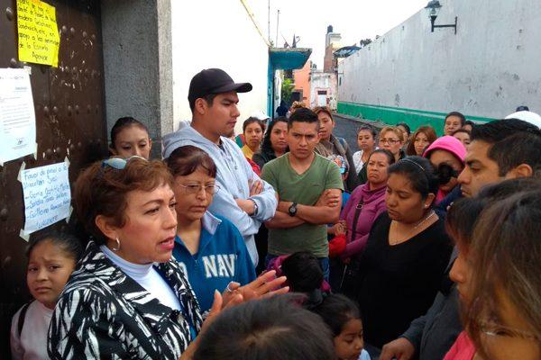 Piden reubicación  del preescolar Mitl de Apetatitlán