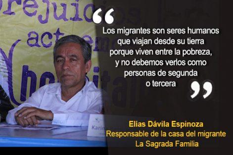 Elías Dávila Espinoza