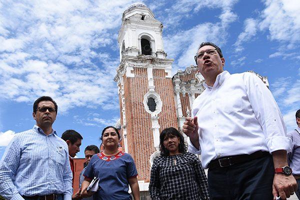Pedirá Tlaxcala dinero del Fonden para resarcir daños