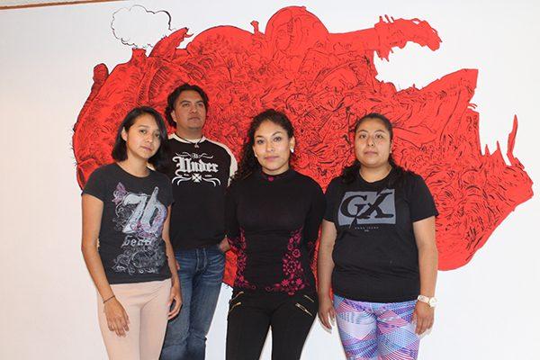 Inician talleres en el espacio cultural Mictlan