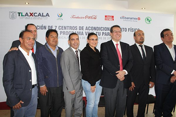 Tendrá Zacatelco Nuevo Parque de Acondicionamiento Físico
