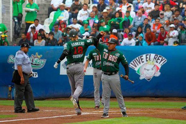 Toros de Tijiana se corona en la Liga Mexicana de Beisbol