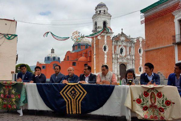 Anuncia familia taurina y artistas cartel para reconstruir la parroquia de San José