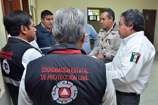 Mantiene PCT alerta de protocolos de protección
