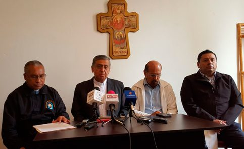 Iglesia e INAH hallan daños en 116 templos