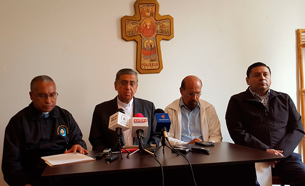 Reportan Diócesis de Tlaxcala e INAH daños en 116 templos