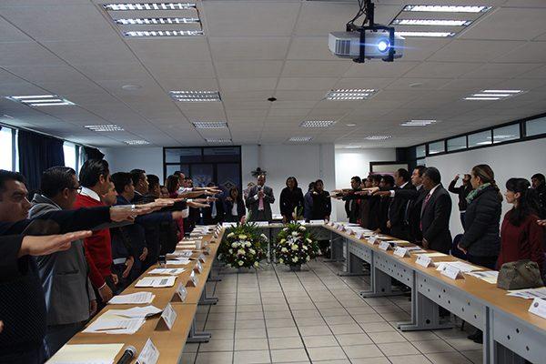 Instalan Sistema Municipal de Santa Cruz Tlaxcala para la Igualdad entre Hombres y Mujeres