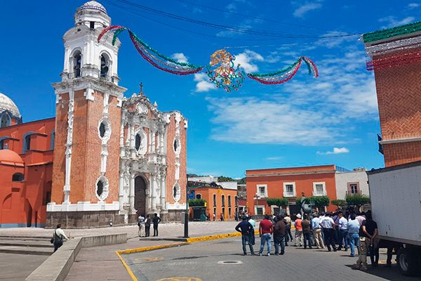 Daños en Parroquia de San José no son estructurales: INAH