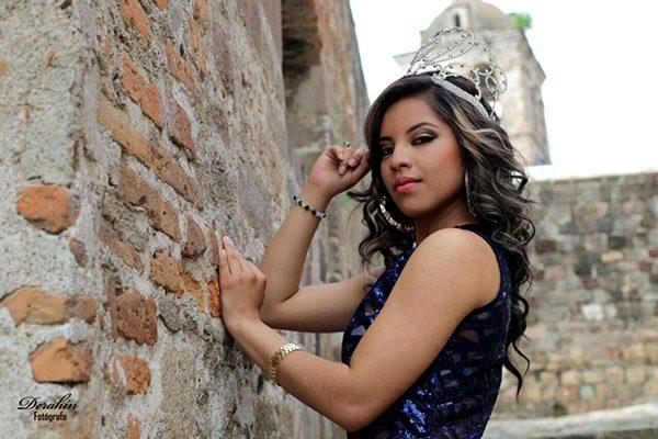 Jennifer Noya se despide de su reinado como Señorita Juventud Tlaxcala 2016
