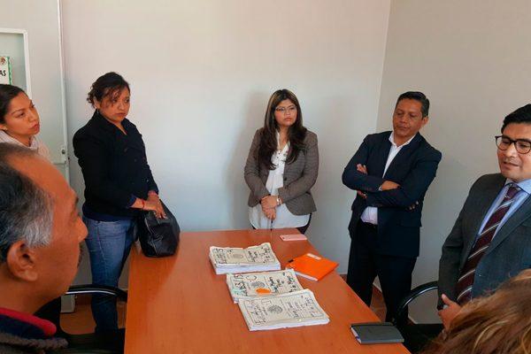 """Reprochan extrabajadores del """"7 de Mayo"""" dilación de justicia del TCyA"""