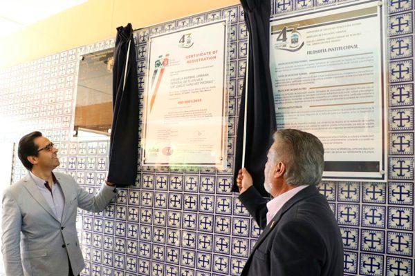 Alcanza ENUFT acreditación de servicios educativos