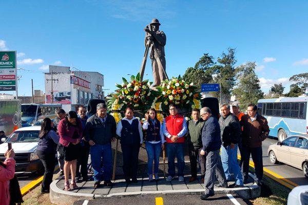 Existen 150 camineros en Tlaxcala; hoy es su día