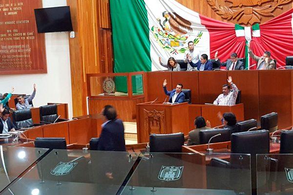 Aprueba Congreso a 60 municipios contraer deuda hasta por 671.1 millones de pesos en conjunto