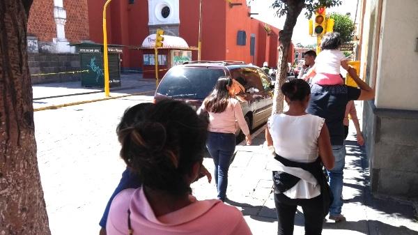 Calor, viento y frío, el clima de hoy en Tlaxcala