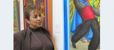 Asume Lourdes Pozos  Gamino dirección del  Museo de la Plástica