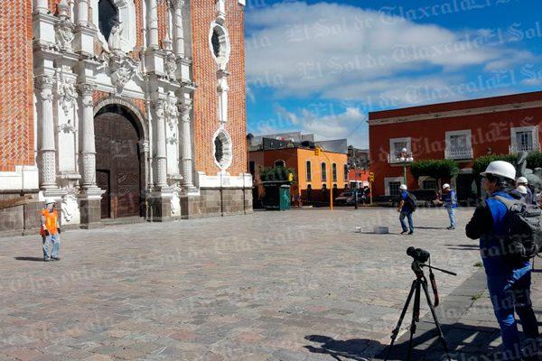 Agiliza INAH trabajos de rehabilitación en la parroquia de San José