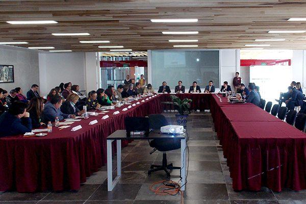 """Celebran """"Tercera Oleada de Conversatorios Jurisdiccionales Estados y Federación"""""""