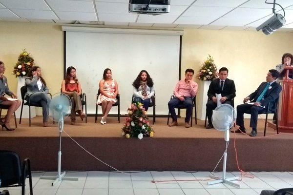 Implementa normal de Teacalco actividades académicas en su XXI aniversario