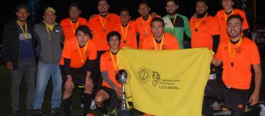 Unión, campeón de Fucho 7 en Ocotlán