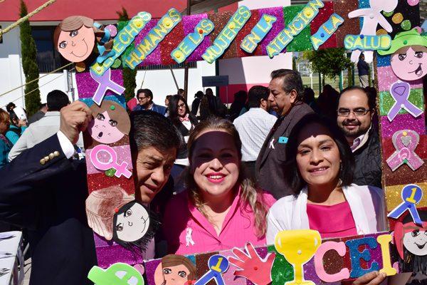 Registra Tlaxcala 40 muertes  por cáncer de mama: Sesa
