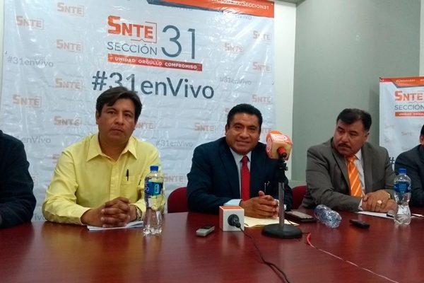 Solicitan supervisores intervención del SNTE para destituir a nueva titular de Secundarias Técnicas