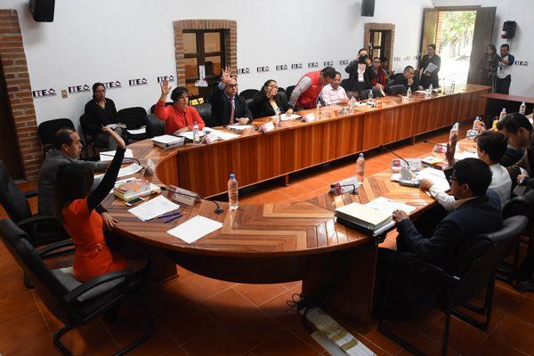 Oficial: proceso electoral local 2018 arranca el uno de enero