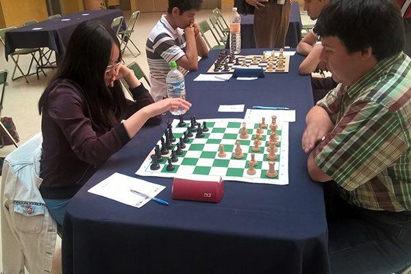 Ajedrecistas de diferentes estados del país participan en torneo de ajedrez de la Feria