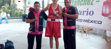 Viaja Israel Ramos a nacional de boxeo