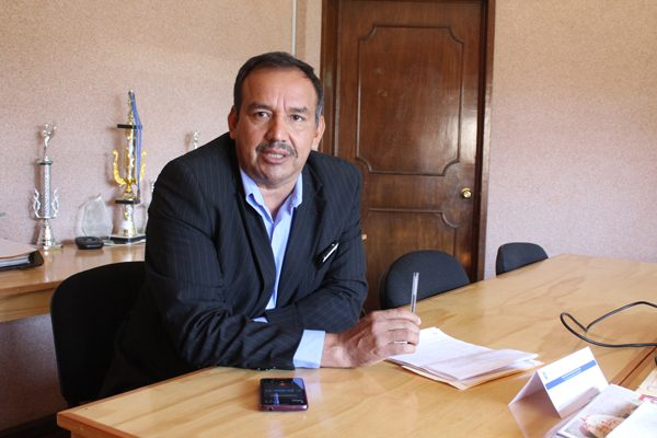 A punto de concluir la  remodelación del Instituto  Tecnológico del Altiplano