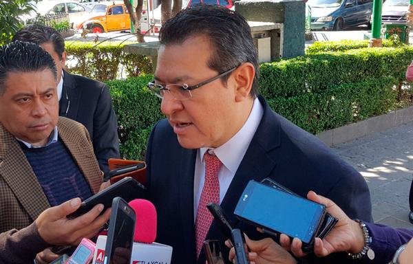 Responderá gobierno estatal a la Auditoría Superior de la Federación con base a la información que tenemos en nuestro poder: Marco Mena