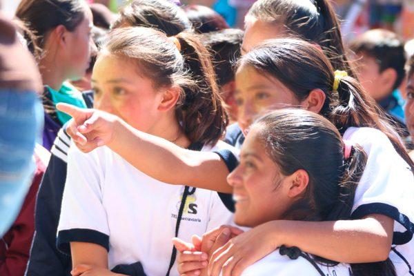 """Más de 10 mil niños visitaron la """"Feria Tlaxcala 2017"""""""