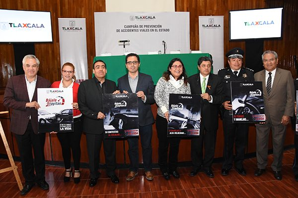 Ocupa Tlaxcala tercer lugar nacional en accidentes letales