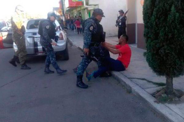 Presencia de Gendarmería en Tzompantepec inhibe delitos