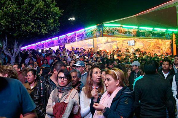 Recibió la Feria de Tlaxcala un millón 500 mil visitantes