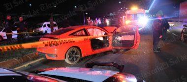 Fatídico accidente en la vía corta; un muerto y más de 15 lesionados