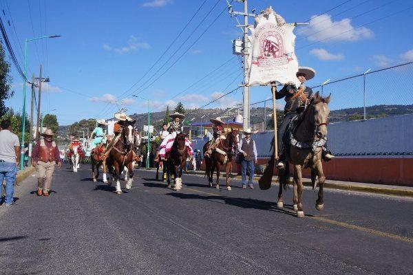 Con desfile y un acto cívico conmemoran el 103 Cuartelazo en Panotla