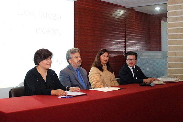 """Imparten taller: """"Los derechos del lector"""" en la UAT"""