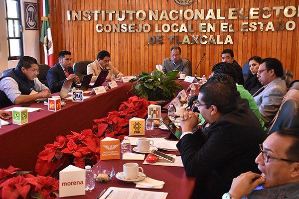 INE: Designación de integrantes de Consejos Distritales fue transparente