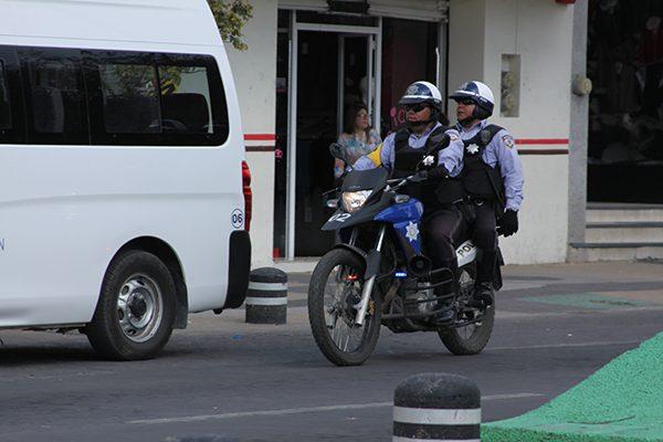 Denuncian irregularidades entre la policía de vialidad de Apizaco