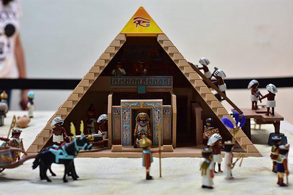 Playmohistoria Tlaxcala logra asistencia récord