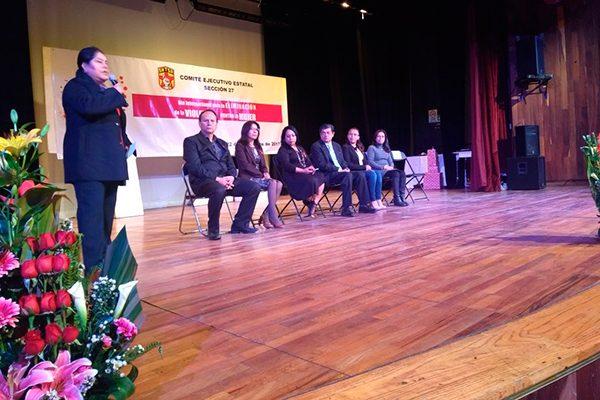 Aplica SNTSA reglamento para  combatir violencia contra mujeres