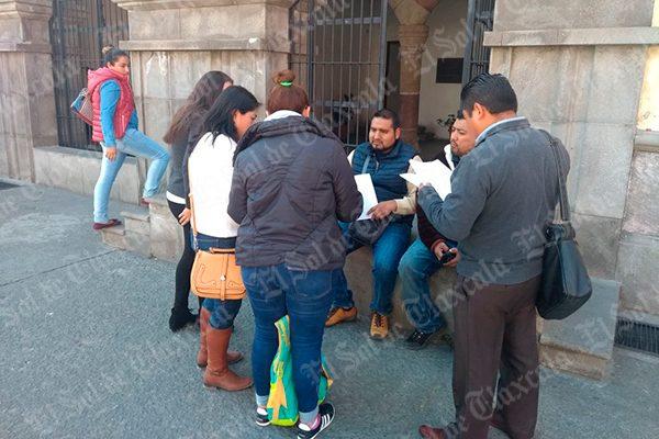 Buscan apoyo de Segob padres de familia del Cendi de Acuitlapilco