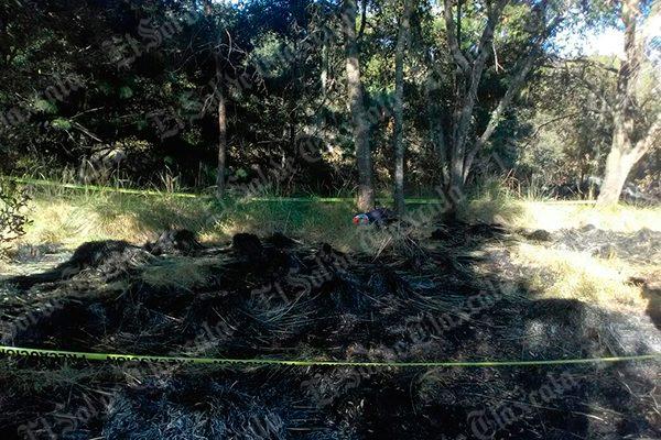 Encuentran a campesino sin vida en terrenos de labor de Hueyotlipan