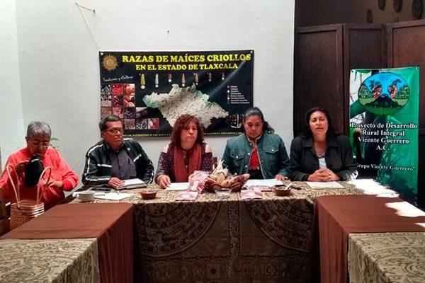 Presentan Feria Nacional del Maíz Criollo y el Amaranto