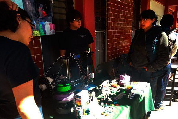 Realizan en la UAT segundo concurso de robótica móvil